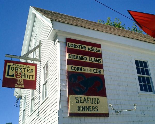 Photo: Lobster Hutt
